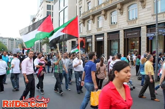 ألمانيا فلسطين (23)