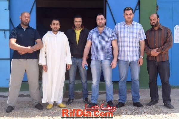 تعاونية المغرب الأخضر بني شيكر (1)