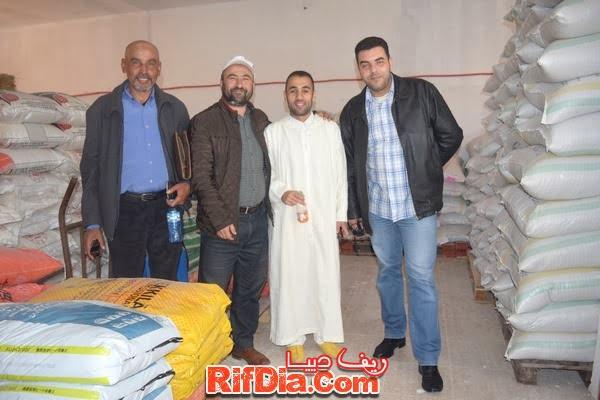 تعاونية المغرب الأخضر بني شيكر (12)