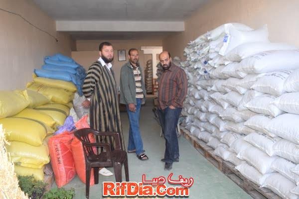 تعاونية المغرب الأخضر بني شيكر (27)