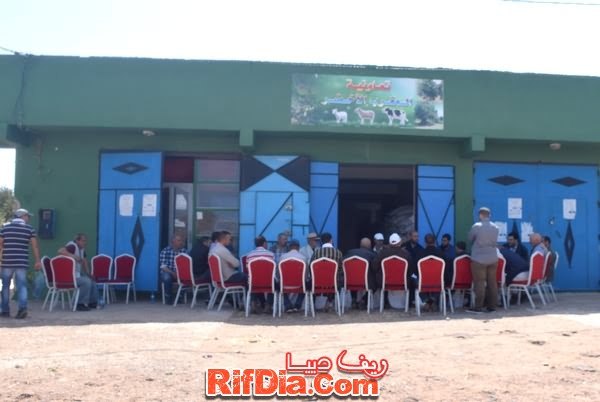 تعاونية المغرب الأخضر بني شيكر (3)