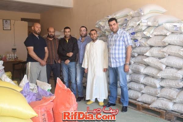 تعاونية المغرب الأخضر بني شيكر (32)