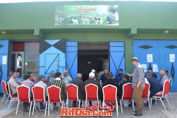 تعاونية المغرب الأخضر بني شيكر (4)
