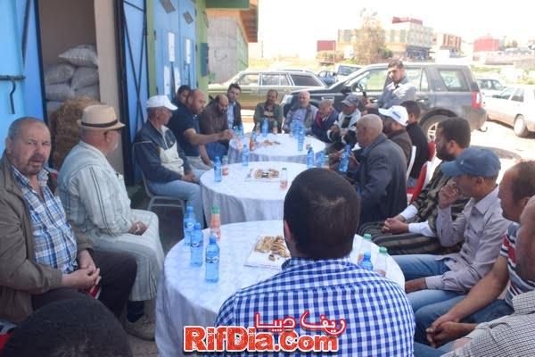 تعاونية المغرب الأخضر بني شيكر (8)