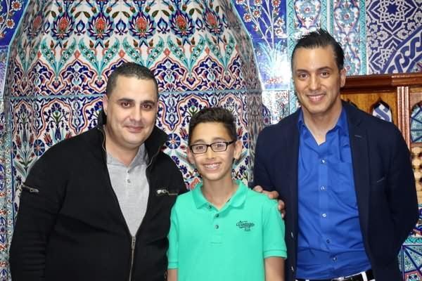 مجيد الحمدوشي مسجد الفتح (16)