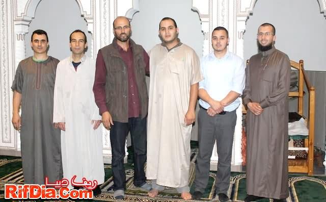 مسجد السلام دارمشتات mochee Salam Darrmachtadt (17)