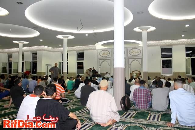 مسجد السلام دارمشتات mochee Salam Darrmachtadt (5)