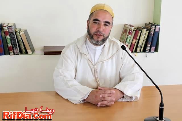 مسجد حسان بفرانكفورت الحسن زروال