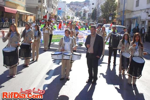 مسيرة كرنفالية ألحسيمة (1)