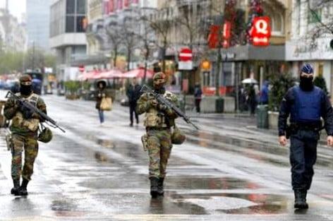 بلجيكا ترفع التأهب لدرجة قصوى بسبب التهديدات الإرهابية -فيديو