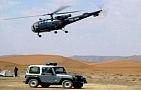 الدرك يستعمل المروحيات لتعقب مافيات المخدرات بالشمال