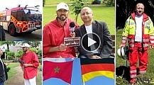 """ابن الناظور الدكتور ميمون عزيزي ضيف الحلقة الجديدة من برنامج """"مغاربة في المانيا"""""""