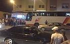 السيبة.. مجهولون يعترضون حافلة لنقل الركاب ويعتدون على المُسَافرين بالعروي.. والأمن أخر من يتدخل