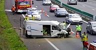 مصرع ثلاثة مغاربة وإصابة ستة آخرين في حادث سير جنوب فرنسا