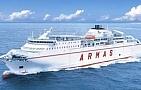 """""""ارماس"""" تشرع في استغلال الخط البحري بين الناظور والميريا"""