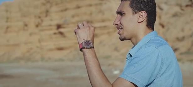 """الرابور الناظور """"كلاشينكوف"""" يُصدر فيديو كليب إحترافي لأغنيته """"ادقيمغ غزاغ"""""""