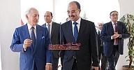 الملياردير عثمان بنجلون يفتح خط بحري بين الناظور والميريا