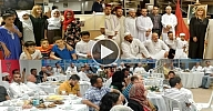 القنصلية العامة للمملكة المغربية بجزيرة مايوركا تنظم حفل افطار جماعي لأفراد الجالية المغربية