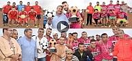 اجواء احتفالية باختتام دوري رمضان 2016 لكرة القدم بإموحاي بني شيكر