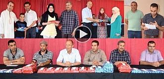 جمعية آباء تلاميذ إعدادية بني شيكر تنظم حفلا لتسليم الجوائز على المتفوقين