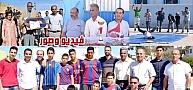 اختتام فعاليات دوري الأمل لكرة القدم المصغرة بإعدادية فرخانة، مع تكريم الأستاذ محمد الفصيح