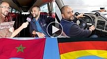 """برنامج """"مغاربة المانيا"""" يستضيف ابن الناظور وردي محمد سائق حافلة للرحلات عبر أوروبا"""