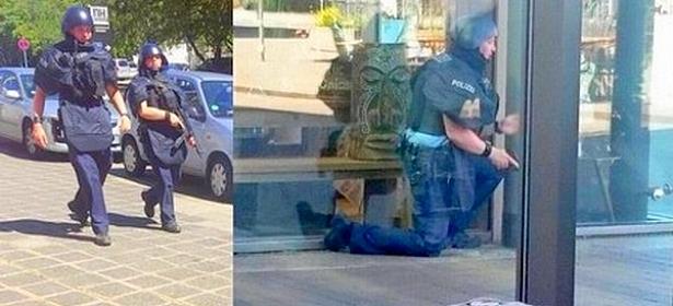 مقتل مسلح هاجم سينما في غرب ألمانيا دون وقوع ضحايا