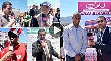 تصريحات وارتسامات حول الدورة 5 من السباق الوطني على الطريق ببني شيكر (فيديو)