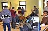 المانيا: جمعية التوبة بماينس تشرف على بادرة الحلاقة لفائدة اللاجئين السوريين