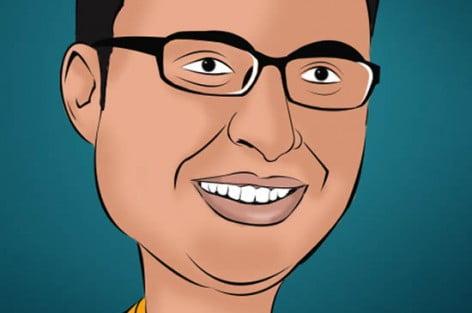 كاريكاتور ريف دييا : جواد بودادح