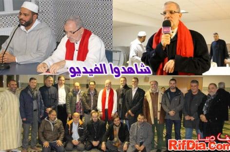 الدكتور عبدالحميد يويو يُحاضر في ألمانيا في موضوع التطرف عند الشباب المسلم